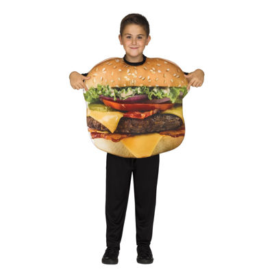 Cheeseburger Child Costume