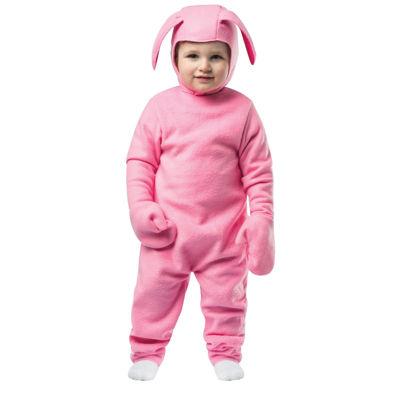 Christmas Bunny Toddler Costume