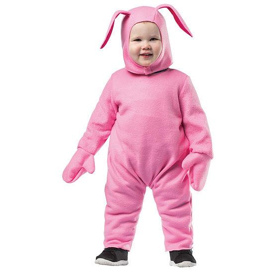 Christmas Bunny Infant Costume