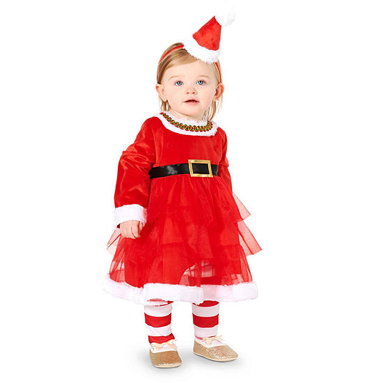 Buyseasons Christmas Diva Infant Costume Girls Costume