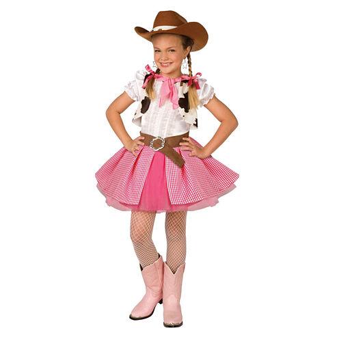Western 2-pc. Dress Up Costume Girls