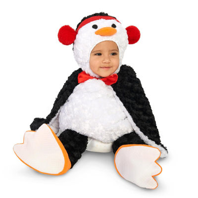 Cute Cuddly Penguin Infant Costume