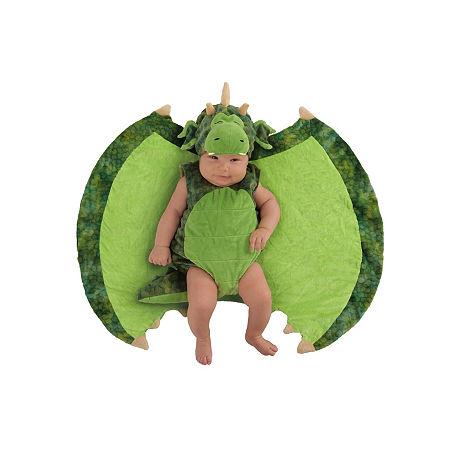 Swaddle Wings Darling Dragon Newborn Costume Boys Costume Boys Costume, Newborn , Green