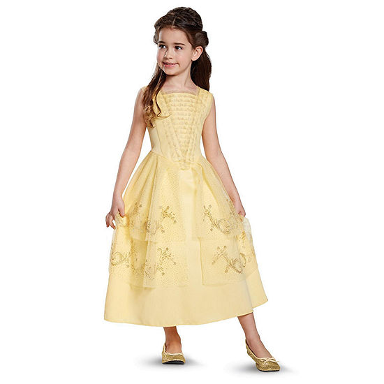 Disney Beauty and the Beast - Belle Ball Gown Classic 3T/4T Costume