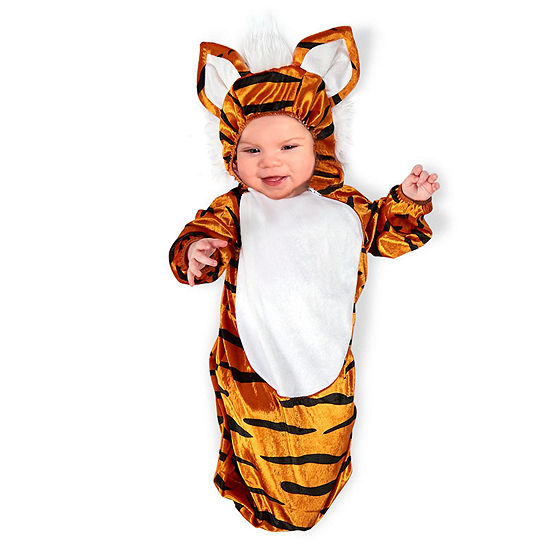 Tiny Tiger Infant Bunting