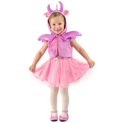 Princess Dragon Toddler Costume
