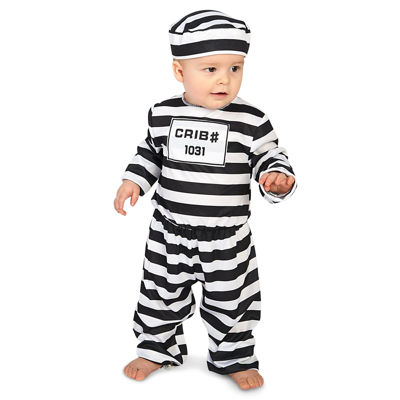 Doin' Time Infant Costume