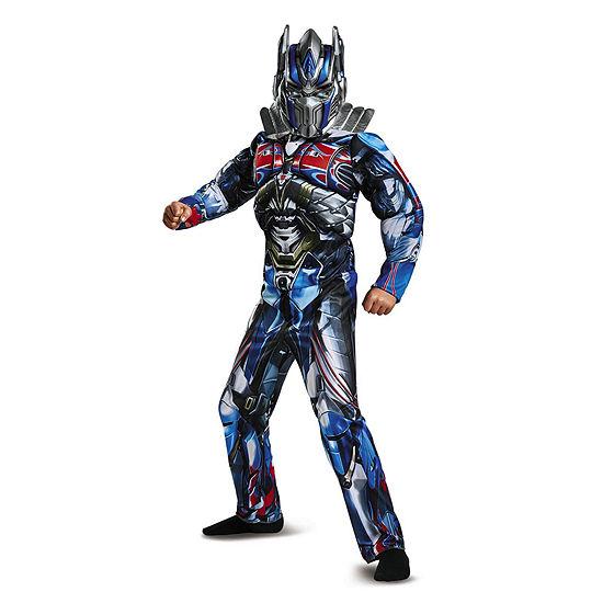 Transformers - Optimus Prime Classic Muscle ChildCostume