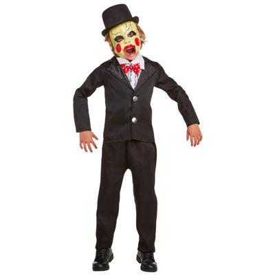 Villainous Ventriloquist Child Costume