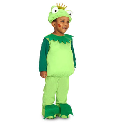 Frog Prince Toddler Costume 2-4T