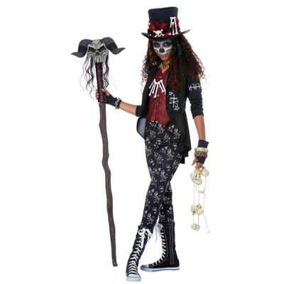 Scary 6-pc. Dress Up Costume Girls