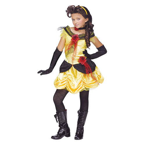 Trendy/Pop Culture 6-pc. Dress Up Costume Girls