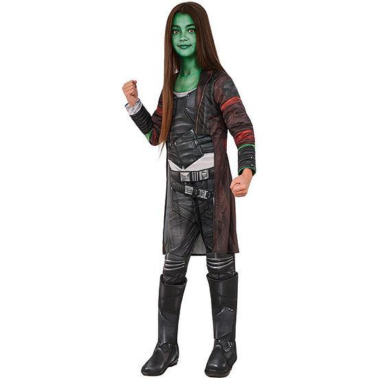 Guardians of the Galaxy Vol. 2 - Gamora Deluxe Children's Costume