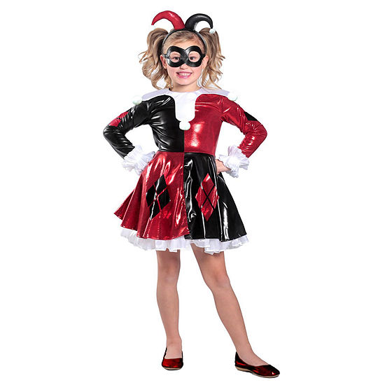 Suicide Squad: Harley Quinn Premium Child Dress