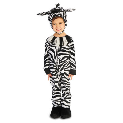 Zany Zebra Toddler Costume - 2-4T