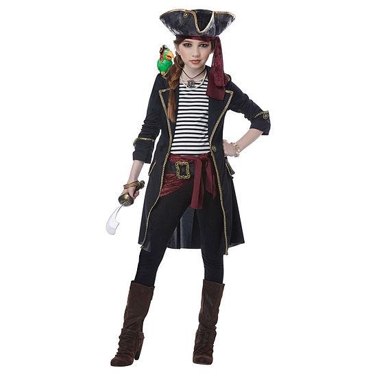 High Seas Captain Child Costume
