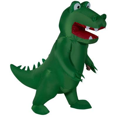 Inflatable Alligator Child Costume