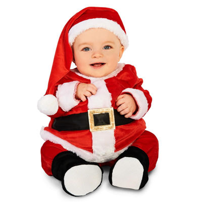 Jolly Belly Infant Santa Suit