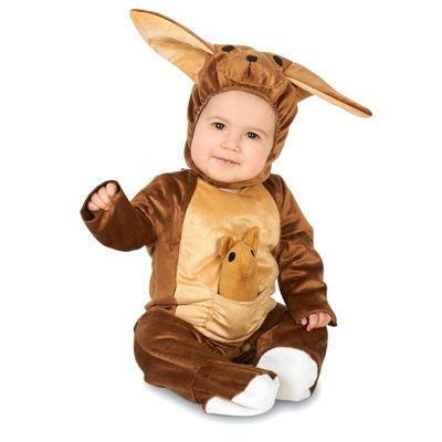 Kangaroo and Babyroo Infant Costume