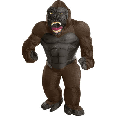 King Kong Inflatable Child Costume - One-Size