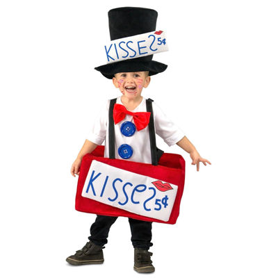 Kissing Booth Infant/Toddler Costume