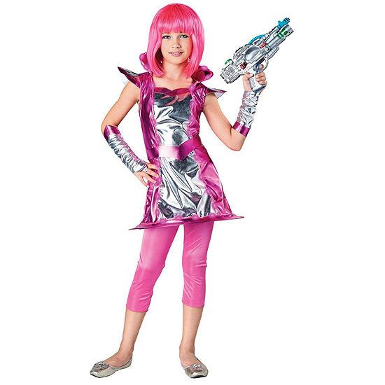 Light-Up Cosmic Girl Child Costume