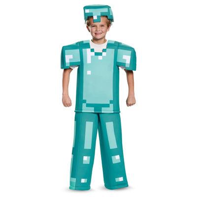 Minecraft Armor Prestige Child Costume