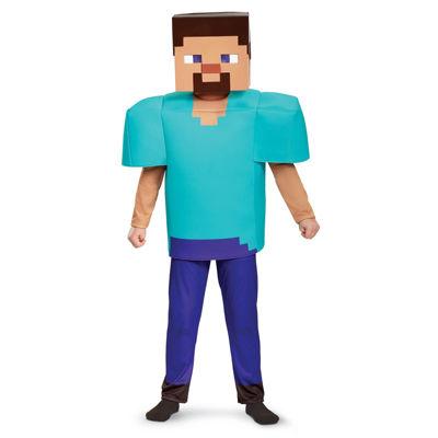 Minecraft Steve Deluxe Child Costume