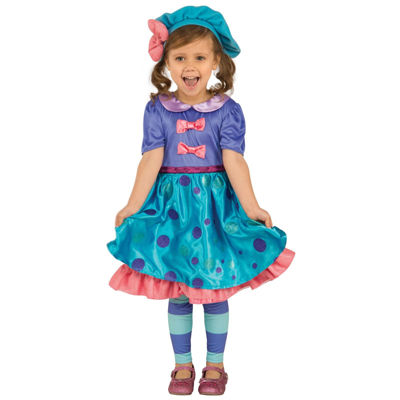 Little Charmers Lavendar Toddler Costume - 3-4T