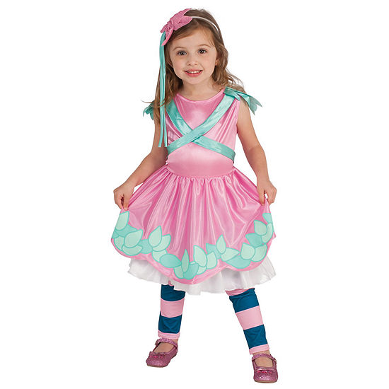 Little Charmers Posie Toddler Costume - 3-4T