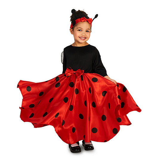 1f24c41be96d Lucky Ladybug Child Costume S (4-6) - JCPenney