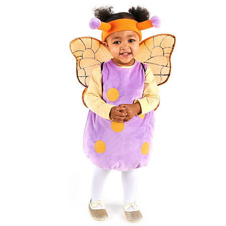 Magical Butterfly Infant Costume Girls Costume, 18-24 Months , Purple