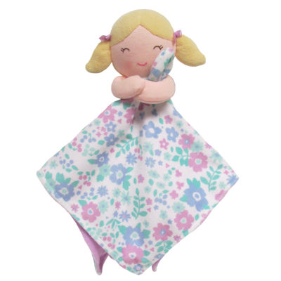 Carter's Doll Security Blanket-Girls
