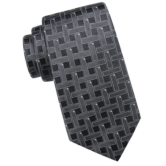 Collection by Michael Strahan  Geometric Tie