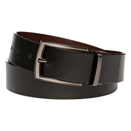 JF J.Ferrar Mens Reversible Belt