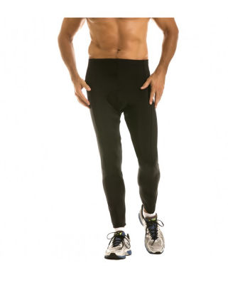 Insta Slim Men's Compression Padded Cycling Pant