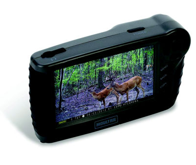 Mfhp12537 Handheld Viewer- 4.3In Screen