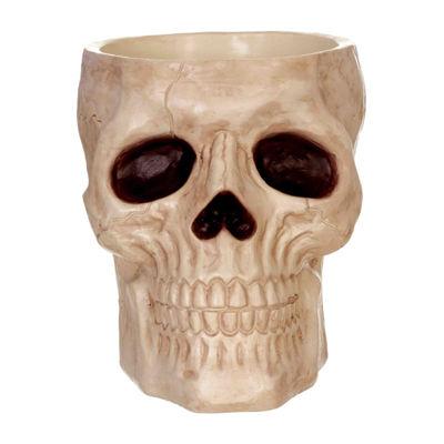 "Buyseasons 8"" Skull Candy Bowl"""