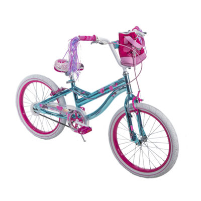 "Huffy Jazzmin 20"" Bike with Fashion Bag"