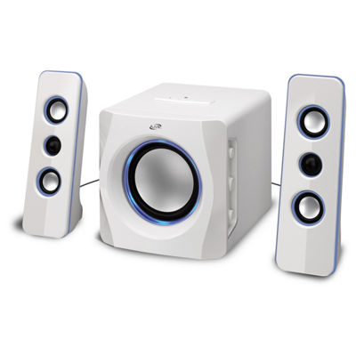 iLive IHB23W Wireless Bluetooth 2.1 Speaker System with Subwoofer