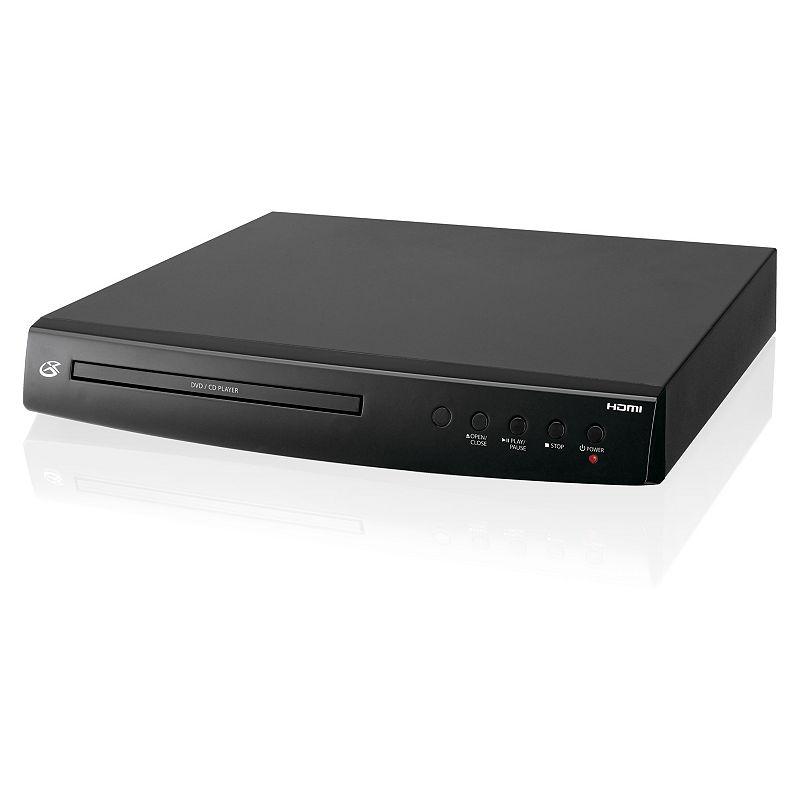 DPI DH300B DVD Player - Black -  Gpx
