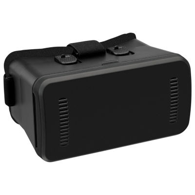 iLive IVR07B Virtual Reality Goggles with Headstrap