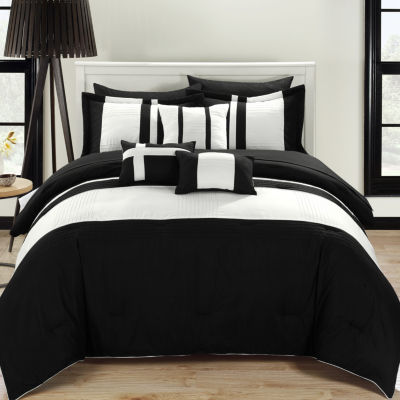 Chic Home Fiesta 10-pc. Midweight Comforter Set