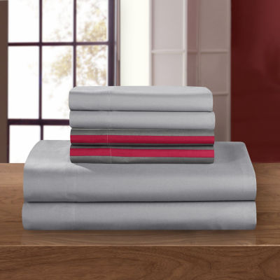 Chic Home Abigail Microfiber Sheet Set