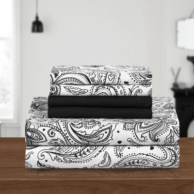 Chic Home Welford Microfiber Sheet Set