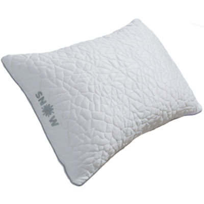Protect-A-Bed Snow Cooling Memory Foam Pillow