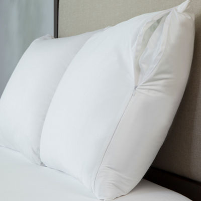Protect-A-Bed Allerzip Smooth Allergen Barrier Pillow Protector