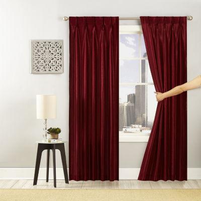 Peking Handicraft Grommet Glide Curtain Panel