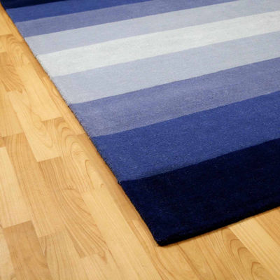 St. Croix Trading Aspect Striped Rectangular Rugs