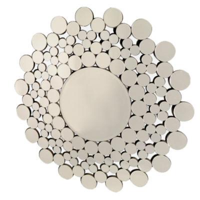 Fine Mod Imports Ball Wall Mirror